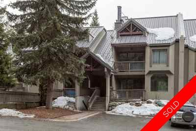 Whistler Village Townhouse for sale:  3 bedroom 1,258 sq.ft. (Listed 2017-04-10)