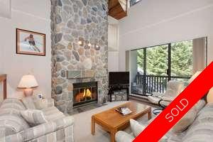 Whistler Village Townhouse for sale:  2 bedroom 1,258 sq.ft. (Listed 2017-06-08)