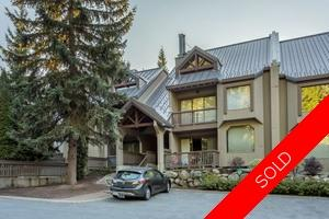 Whistler Village Townhouse for sale:  1 bedroom 817 sq.ft. (Listed 2017-09-15)