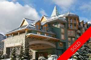 Whistler Village Condo for sale:  1 bedroom 273 sq.ft. (Listed 2017-04-20)