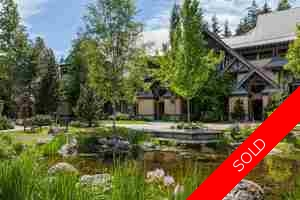 Whistler Village Townhouse for sale:  2 bedroom 863 sq.ft. (Listed 2017-10-24)